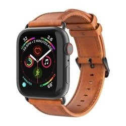 Apple Watch Leather Belt Dux Ducis Leather Band Apple Watch 38mm/40mm brown