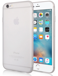 CASE WHITE MAT IPHONE 5 5S SE