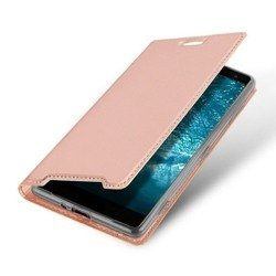 Dux Ducis skin leather HUAWEI HONOR 10 LITE light pink