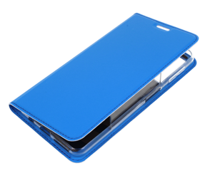 Dux Ducis skin leather case SAMSUNG J4+ blue