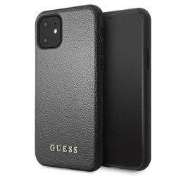 GUESS HARD CASE iridescent IPHONE 11 BLACK