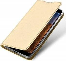 HUAWEI MATE 30 LITE Dux Ducis Skin Leather Flip case gold