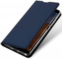 HUAWEI MATE 30 LITE Dux Ducis Skin Leather Flip case navy blue