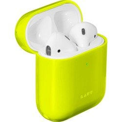 Laut Crystal-X for AirPods acid yellow