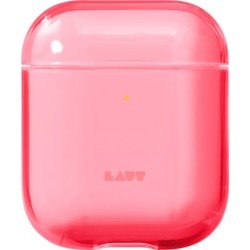 Laut Crystal-X for AirPods electric coral