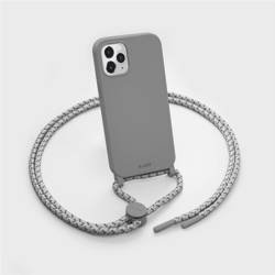 Laut PASTELS (NECKLACE) for iPhone 12 5,4 grey