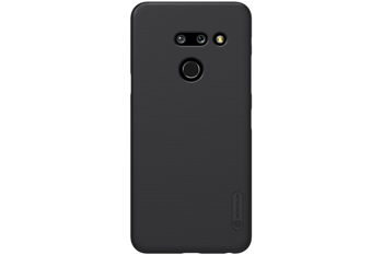 NILLKIN frosted SHIELD STRONGER CASE COVER + VYDRŽET LG G8 THINQ BLACK