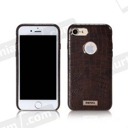 REMAX CASE MASO IPHONE 7+ BROWN