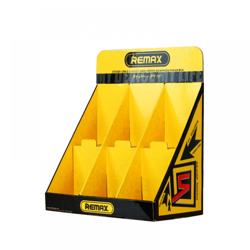 REMAX DESK DISPLAY YELLOW