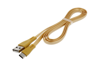 Remax speed cable usb typ c RC-090a gold