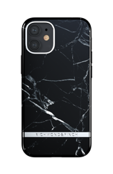 Richmond & Finch Black Marble iPhone 12