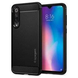 Spigen Rugged Armor  for Mi 9 SE matt black