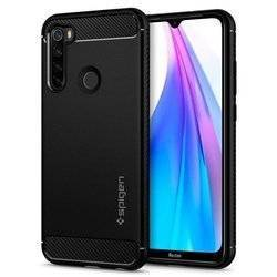 Spigen Rugged Armor for Redmi Note 8T matt black