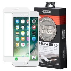 Tempered glass REMAX 3D IPHONE X GL-04 white