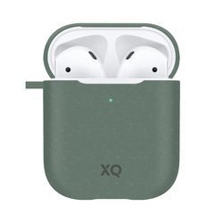 XQISIT ECO Case for AirPods green