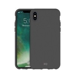 XQISIT ECO Flex for iPhone X/Xs Mountain Grey