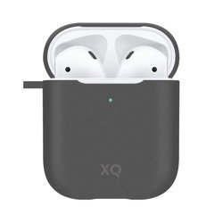 XQISIT Eco Case for AirPods black