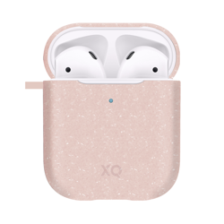XQISIT Eco Case for AirPods pink