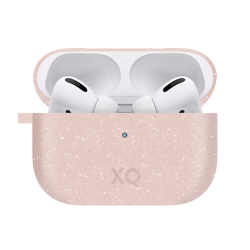 XQISIT Eco Case for AirPods pro pink