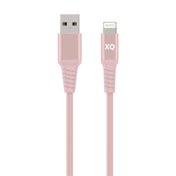XQISIT Extra Strong Braided Lightning to USB A 200