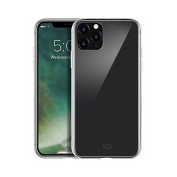 XQISIT Phantom Glass for iPhone 11 Pro Max clear