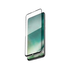 XQISIT Tough Glass CF curved for P20 Lite 2019