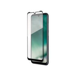 XQISIT Tough Glass CF curved for Redmi Note 7