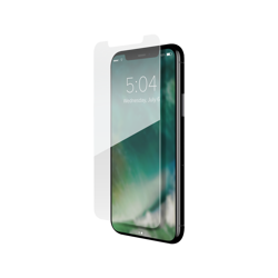 XQISIT Tough Glass CF flat for iPhone 11 Pro / XS