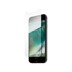 XQISIT Tough Glass CF flat for iPhone 6/6s/7/8/9