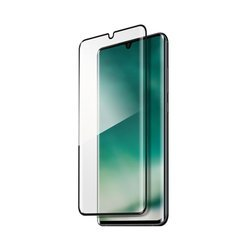 XQISIT Tough glass E2E for Xiaomi Note 10 black