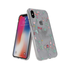 adidas OR Clear Case AOP  FW18 for iPhone X/Xs