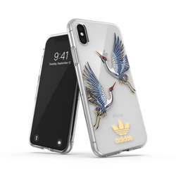 adidas OR Clear Case CNY SS20 for iPhone X/Xs