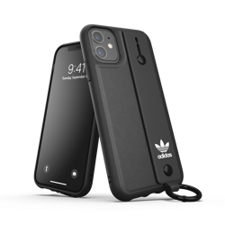 adidas OR Hand Strap Case SS20 for iPhone 11 black