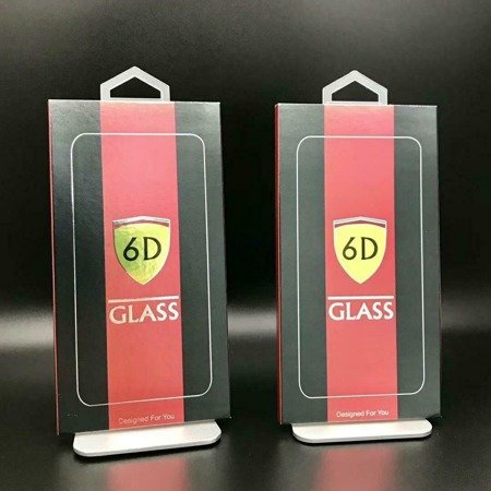 Tempered Glass 6D Hua Y6 18 black