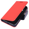 Case NOKIA 4.2 Fancy Navy red / blue