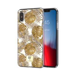 CASE ETUI RICHMOND & FINCH GOLDEN JUNGLE IPHONE XS MAX