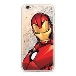 ETUI PŁYNNY BROKAT MARVEL IRON MAN 005 IPHONE 6 / 7 / 8