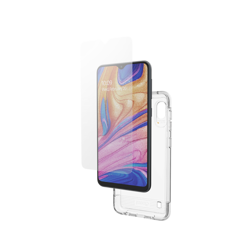 GEAR4 Case D3O with IS Glass for Galaxy A10 clear