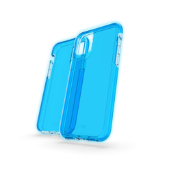 GEAR4 Crystal Palace Neon for iPhone 11 Pro blue
