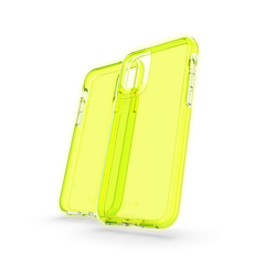 GEAR4 Crystal Palace Neon for iPhone 11 Pro yellow