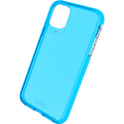 GEAR4 Crystal Palace Neon for iPhone 11 blue
