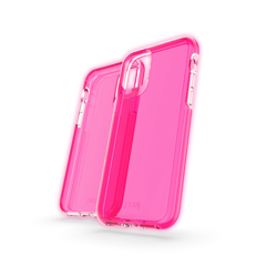 GEAR4 Crystal Palace Neon for iPhone 11 pink