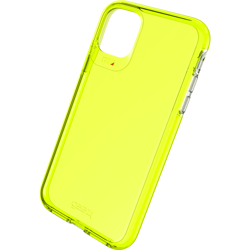 GEAR4 Crystal Palace Neon for iPhone 11 yellow