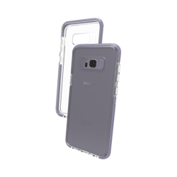 GEAR4 Piccadilly for Galaxy S8+ orchid grey