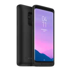 Mophie Juice Pack for Galaxy S9+ black