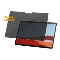 PanzerGlass Privacy for Surface Pro X clear
