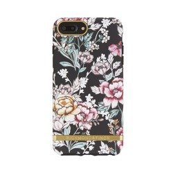 Richmond & Finch Black Floral - Gold details