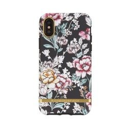 Richmond & Finch Black Floral gold details