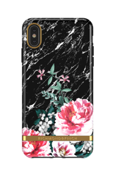 Richmond & Finch Black Marble Floral