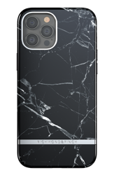 Richmond & Finch Black Marble iPhone 12 Pro Max